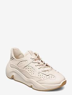 CHUNKY SNEAKER W - chunky sneakers - limestone