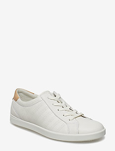 ECCO Kvinner COOL 2.0 LADIES Sneakers Whitewhite Sko