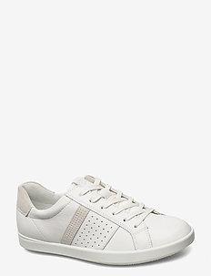 LEISURE - låga sneakers - white/shadow white