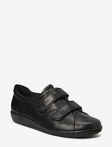 SOFT 2.0 - low top sneakers - black with black sole