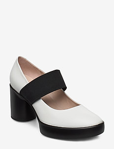 SHAPE SCULPTED MOTION 55 - klassiske pumps - bright white