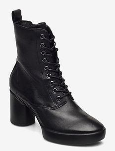 SHAPE SCULPTED MOTION 55 - ankelstøvler med hæl - black