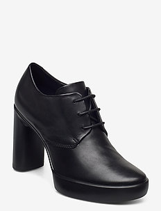 SHAPE SCULPTED MOTION 75 - heeled ankle boots - black