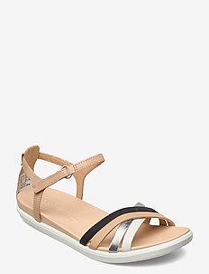 SIMPIL SANDAL - flat sandals - multicolor powder