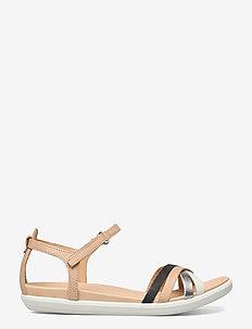 SIMPIL SANDAL - płaskie sandały - multicolor powder