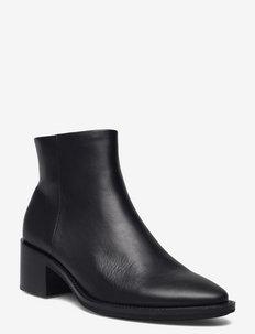 SHAPE 35 SARTORELLE - ankelstøvler med hæl - black