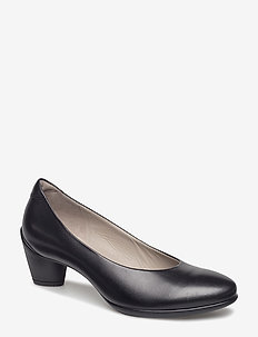 SCULPTURED 45 - klassieke pumps - black