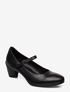 SCULPTURED 45 - klassiske pumps - black