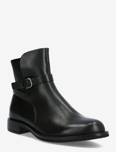 SARTORELLE 25 - platta ankelboots - black
