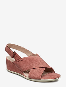 SHAPE 35 WEDGE SANDAL - PETAL