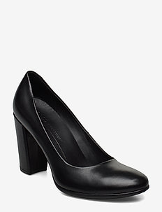 SHAPE 75 BLOCK - klassiske pumps - black