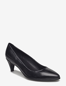 SHAPE 45 POINTY SLEEK - klassiske pumps - black