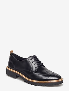INCISE TAILORED - BLACK