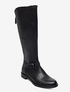 SARTORELLE 25 - lange laarzen - black