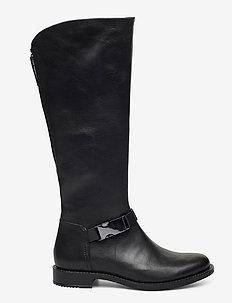 SARTORELLE 25 - höga stövlar - black