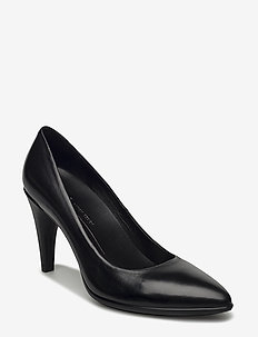 SHAPE 75 POINTY - klassieke pumps - black