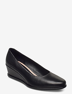 SHAPE 45 WEDGE - classic pumps - black