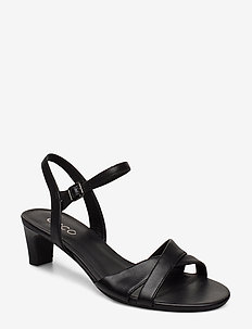 SHAPE SLEEK SANDAL 45 - sandalen met hak - black