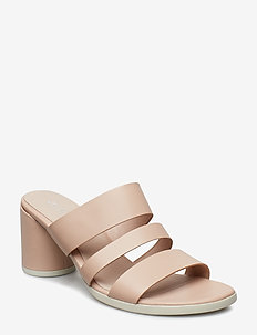 SHAPE BLOCK SANDAL 65 - ROSE DUST