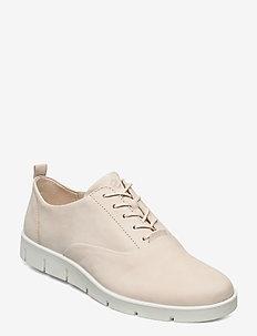 BELLA - låga sneakers - limestone