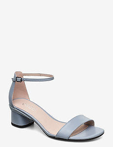ELEVATE 45 BLOCK SANDAL - sandalen met hak - dusty blue