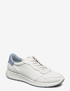 FLEXURE RUNNER II - lage sneakers - white/dusty blue