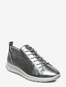 FLEXURE RUNNER W - low top sneakers - alusilver
