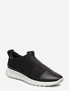 FLEXURE RUNNER W - slip-on sneakers - black/black/black/black