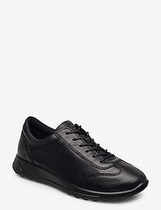 FLEXURE RUNNER W - niedrige sneakers - black