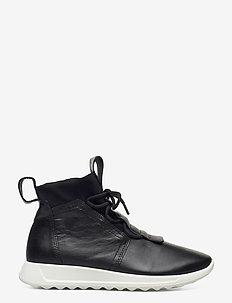 FLEXURE RUNNER W - høje sneakers - black