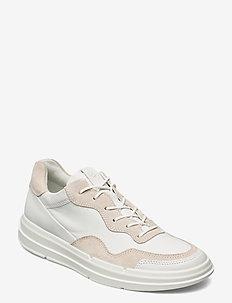 SOFT X W - låga sneakers - white/shadow white
