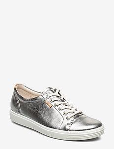 SOFT 7 W - sneakers med lav ankel - alusilver