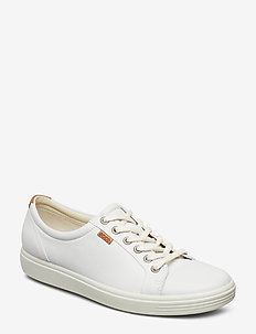 SOFT 7 W - lave sneakers - white