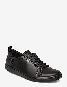 SOFT 7 W - låga sneakers - black