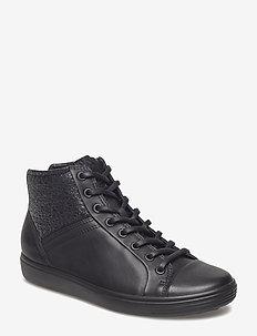 SOFT 7 W - BLACK/BLACK