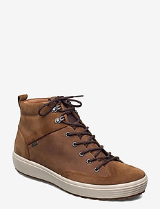 SOFT 7 TRED M - höga sneakers - camel/camel