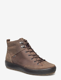 SOFT 7 TRED M - baskets montantes - cocoa brown/cocoa brown