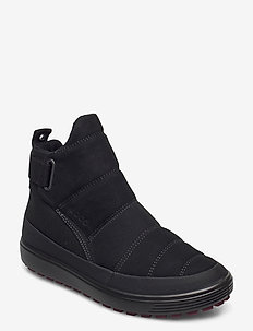 SOFT 7 TRED W - hoge sneakers - black