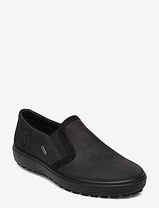 SOFT 7 TRED M - baskets slip-ons - black/black