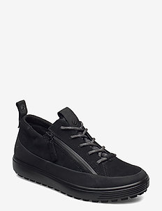 SOFT 7 TRED W - lage sneakers - black