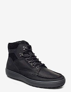 SOFT 7 TRED M - laced boots - black/black