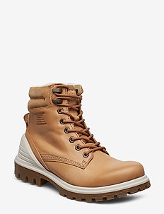 TREDTRAY W - platta ankelboots - volluto/powder