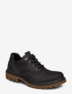 TREDTRAY M - chaussures lacées - black/black