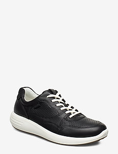 SOFT 7 RUNNER W - lage sneakers - black