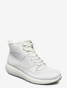 SOFT 7 RUNNER W - baskets montantes - white