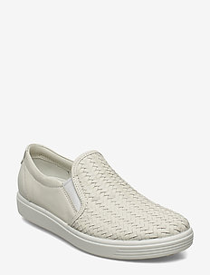 SOFT 7 W - slip-on sneakers - shadow white