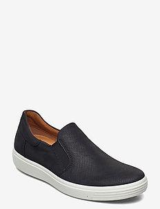 SOFT 7 M - slip-on schoenen - black