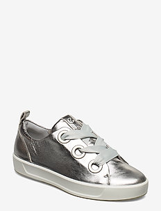 SOFT 8 W - low top sneakers - alusilver