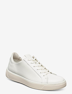 STREET TRAY M - laag sneakers - white
