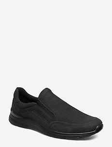 IRVING - loafers - black